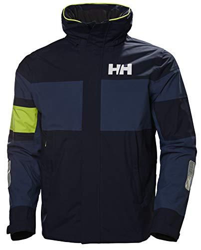 Helly Hansen Salt Light Jacket, Hombre, Navy, S