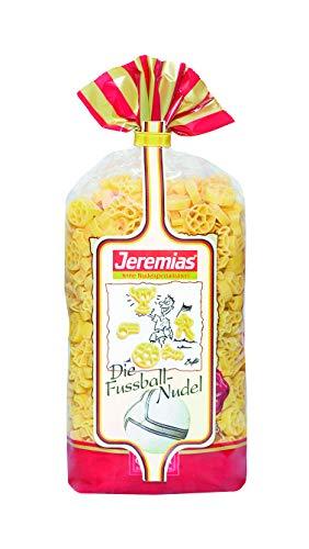 Jeremias Fußballnudeln, Family Frischei-Nudeln (1 x 500 g Beutel)