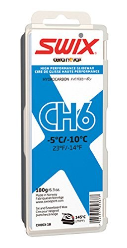 Swix CH06X Hydro Carbon Wax 180 g