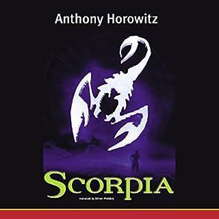 Scorpia cover art