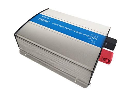 EPEVER® reiner Sinus Spannungswandler 1500W IP1500-12 Inverter Wechselrichter 12V DC auf 230V AC Stromwandler (IP1500-12, 1500W 12V/230V)