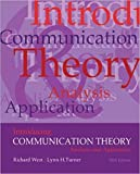 Introducing Communication Theory {Portfolio Theory and Performance Analysis Group Therapy Application to Physical Problems} applying Theory for Professional Life McGraw Hill Textbook