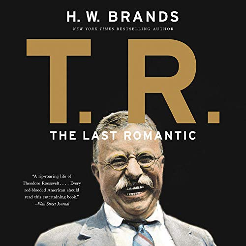 T.R. Audiobook By H. W. Brands cover art