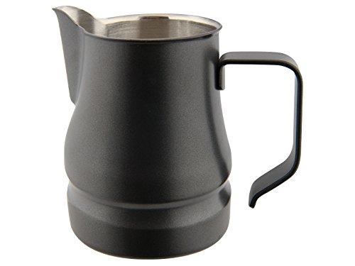 ILSA Lattiera per Cappuccino e Latte Art Évolution Grigia Tz. 3 Acciaio inox 18/10