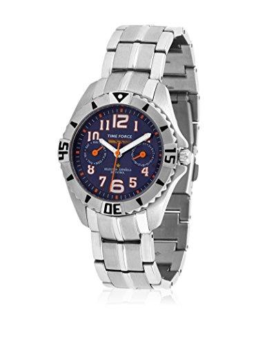 TIME FORCE TF-4131B03M Reloj para Chico, Multifunción, Sele