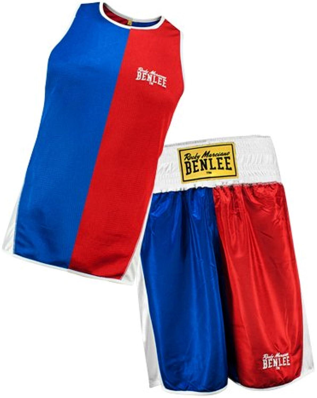 Benlee Brandford Set Short + débardeur red blue XXL