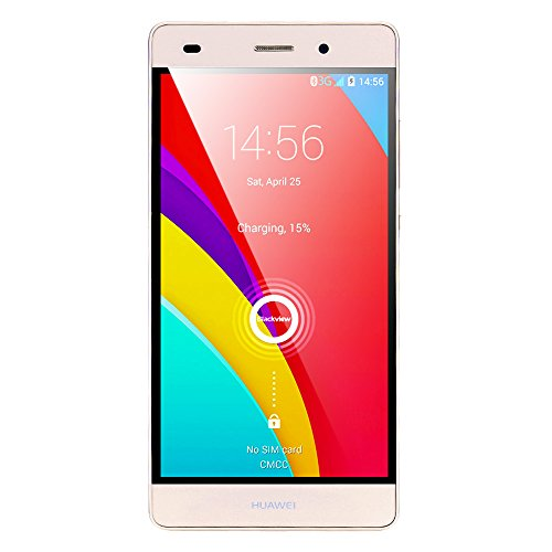 Huawei P8 Lite - Smartphone Libre Android (Pantalla 5 , cámara 13 MP, 16 GB, Octa-Core 1.2 GHz, 2 GB RAM), Color Dorado