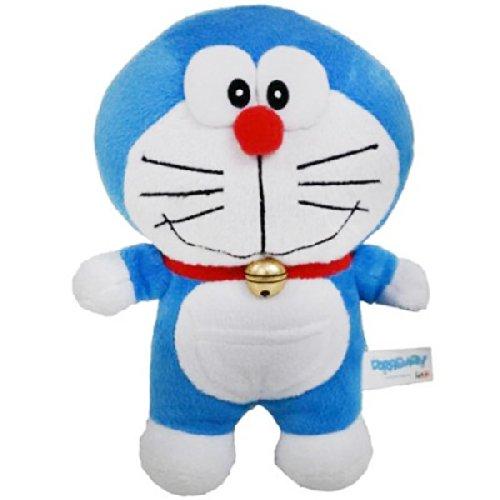 Mister Cupido Peluche Doraemon Gigante - 45 cm - Pupazzo Originale