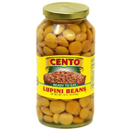 Cento - Lupini Beans, (2)- 16 oz. Jars