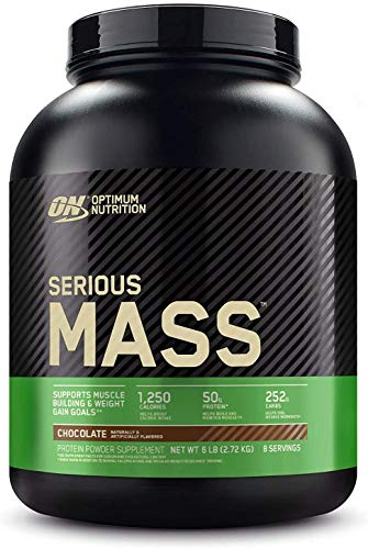 Optimum Nutrition Serious Mass, 1 Stück FID1425