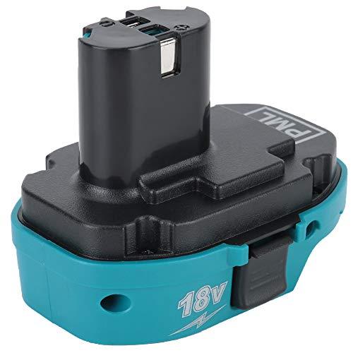 YJZO Adattatore di Alimentazione: per Batteria agli ioni di Litio Makita 18V per Caricatore USB per convertitore Adattatore nicad Nimh Makita 18V