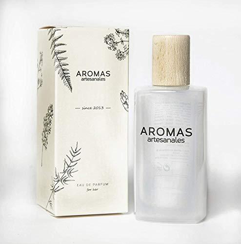 AROMAS ARTESANALES - Eau de Parfum Diezma | Perfume con vaporizador para Mujeres | Fragancia Femenina 100 ml | Distintos Aromas - Encuentra el tuyo Aquí