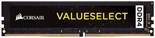 Corsair CMV8GX4M1A2400C16 Mémoire RAM DDR4 8 Go Noir