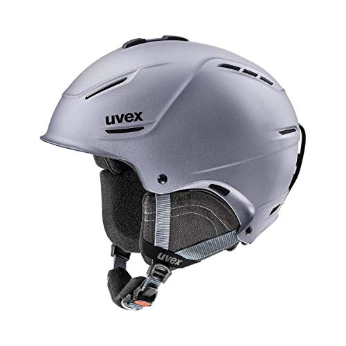 UVEX(ウベックス) スキー ヘルメット 2021 p1us 2.0 ストラトメタリックマット 566211500 UVEX helmet 20-2...
