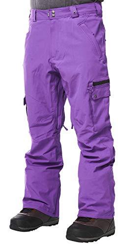 Light Erwachsene Fuse Hose, Purple, S