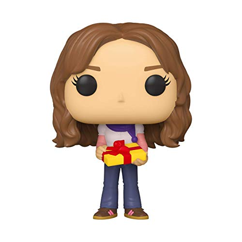 Funko- Pop Harry Potter: Holiday-Hermione Granger S11 Figura Coleccionable, Multicolor (51153)
