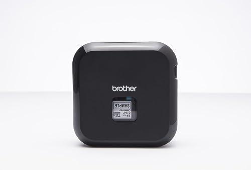 Brother PT-P710BT Fabricant d'étiquettes, étiqueteuse P-Touch Cube +, (PC et Bluetooth)