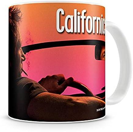 Preisvergleich für Offizielles Lizenzprodukt Californication Kaffeetasse, Kaffeebecher