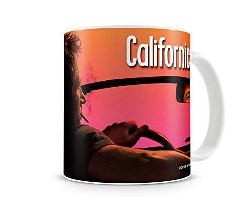 Taza de café con licencia oficial
