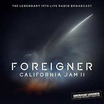 FOREIGNER - CALIFORNIA JAM II