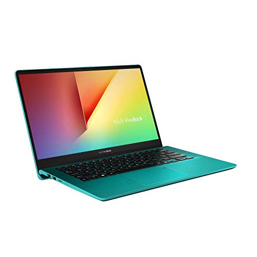 ASUS VivoBook S14 S430UA 90NB0J51-M00890 Notebook (35,6 cm, 14 Zoll, FHD, Matt, Intel Core i5-8250U, 8GB RAM, 256GB SSD, Intel UHD-Grafik 620, Windows 10 Home) firmament green