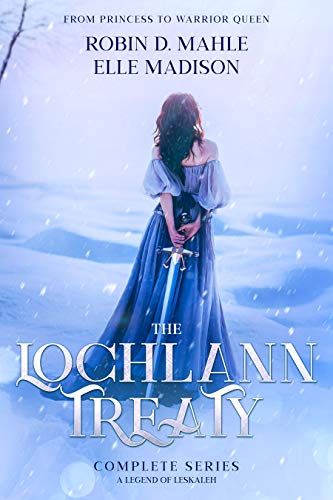 The Lochlann Treaty: Complete Series (English Edition)