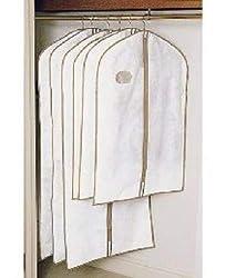 one2select Atmungsaktiver Kleidersack, 6er-Set