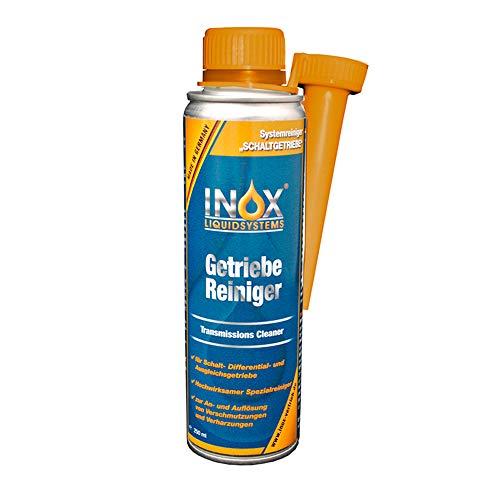 INOX® Getriebereiniger Additiv, 250 ml - Getriebe-Spülung löst Verschmutzungen im Getriebesystem, für alle Getriebearten