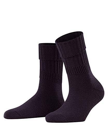 FALKE Damen Rib W SO Socken 1 Paar, lila (violetonyx 8136), 39-42