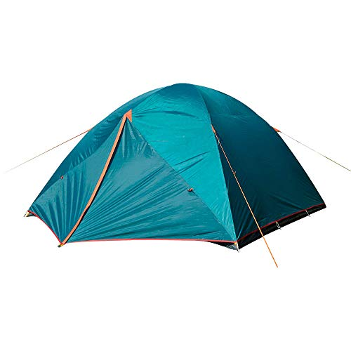 NTK Colorado GT 5 to 6 Person 10 by 10 Foot Outdoor Dome Family Camping Tent 100% Waterproof 2500mm,...