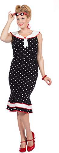 Wilbers & Wilbers jaren 50 pin-up jurk Rockabilly Vintage Retro 1950s Pinup