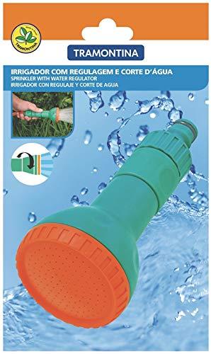 Tramontina Irrigador Com Regulagem E Corte D'água, Jato Tipo Chuveirinho