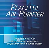 Peaceful Air Purifier: Soothing Sounds Sleep CD
