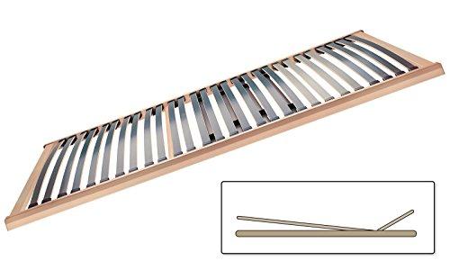 Selecta FR5 KF Flachrahmen Lattenrost mit Kopf- und Fußverstellung 90x200