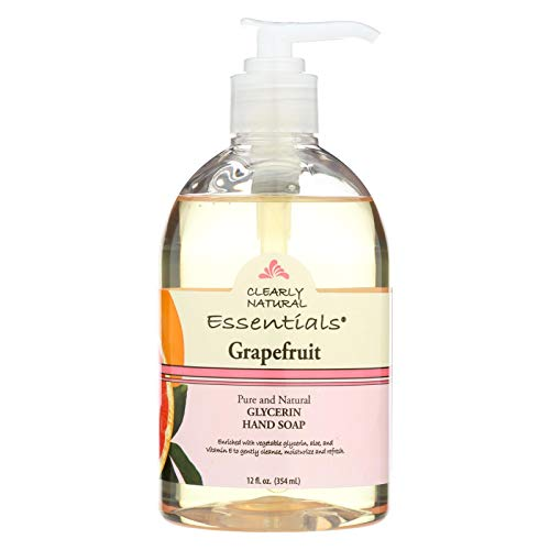 Clearly Natural Liquid Hand Soap Grapefruit 360 ml by Citrus Magic