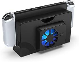 TwiHill O Ventilador De Resfriamento Da Base Do Host é Adequado Para Nintendo Switch OLED, Dissipador De Calor Com Ventila...