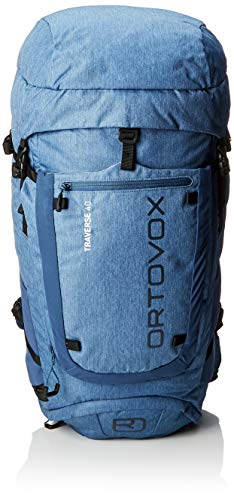 Ortovox Traverse 40 Rucksack, 66 cm, 40 Liter, Night Blue Blend