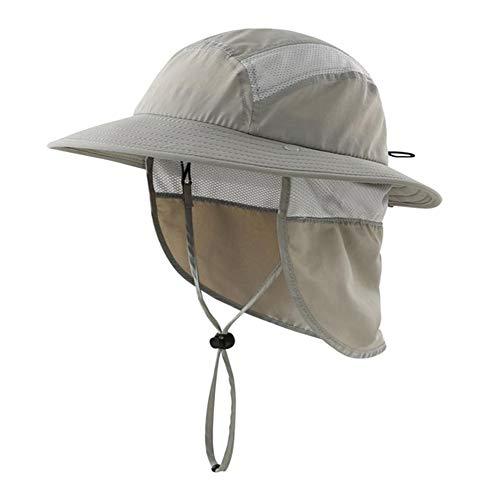 Zonnekleppen MYKK Upf 50+ jongens zomer zonnehoed met nekflap Zomer strandhoed Kinder hoed