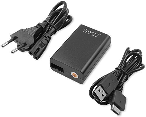 Eaxus®� Cargador USB PlayStation Vita - Cable de carga de 1,9 metros. ⚡ Cable de alimentación PS Vita