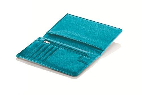 Travel Smart by Conair RFID Passport Wallet - Teal