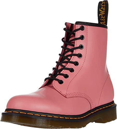 Dr. Martens DM25714653_41, Bottes bovver Femme, Pink