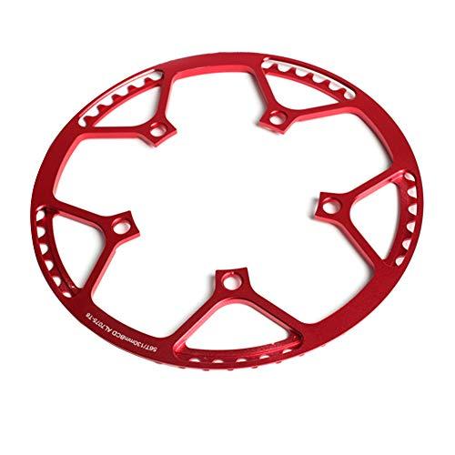 Fahrrad-Kette, Radlager, Schild, aus Kunststoff, Schutz für Kettenring, Abdeckung für Fahrräder, faltbar, für Fahrräder