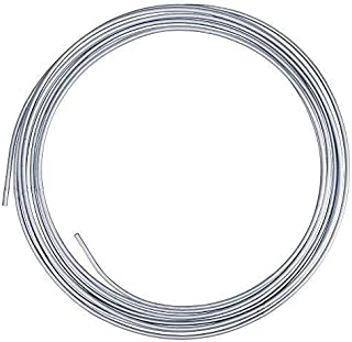 Stainless Steel Tubing Coil, 3/16 x 25 ft
