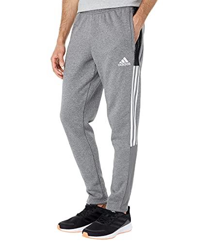 adidas mens Tiro 21 Sweatpants Grey Melange X-Small
