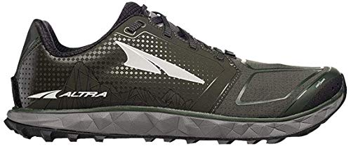 ALTRA Men's ALM1953G Superior 4 Trail Running Shoe, Green - 8.5 M US