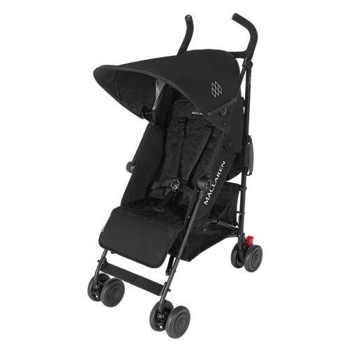Maclaren Quest Stroller, Black/ Black