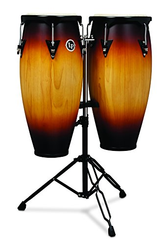 4. Latin Percussion LP City Wood Congas
