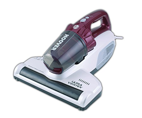 Hoover MBC 500UV Batti Materasso Ultra Vortex, 500 Watt, 3 Programmi, multicolore