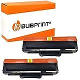 Bubprint Compatible con 2 HP 106A XXL 2000 páginas con chip Laser MFP 135ag 107w 137fwg 135a 130 107a 135w 137fnw 137fwg 138fnw 138fw 138fw 138p 138pn 138pnw Toner Negro W11 06A