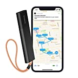 Invoxia Cellular GPS Tracker - for Vehicle, Car, Motorcycle, Bike, Senior, Kid, Belongings - Up to 4 Months of Battery Life - SIM & 2 Year Data Plan Included - Light, Discreet - 4G LTE-M
